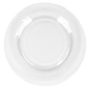 Bulk Clear Glass Dinner Plates 10 5 In Dollar Tree