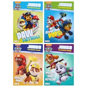 267066 paw patrol 96 pg jumbo coloring books