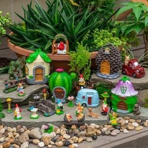 Whimsical Fairy Garden, 28-pc. Set