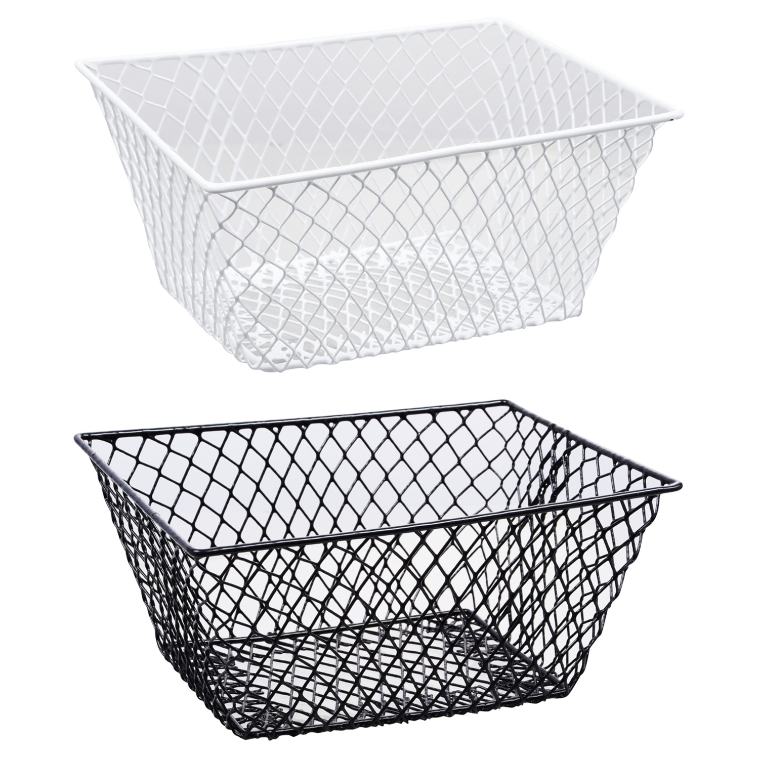 Round Wardrobe Desktop Finishing Basket for Snack Small Toy Wheat Woven Yarn Storage Basket with Lid