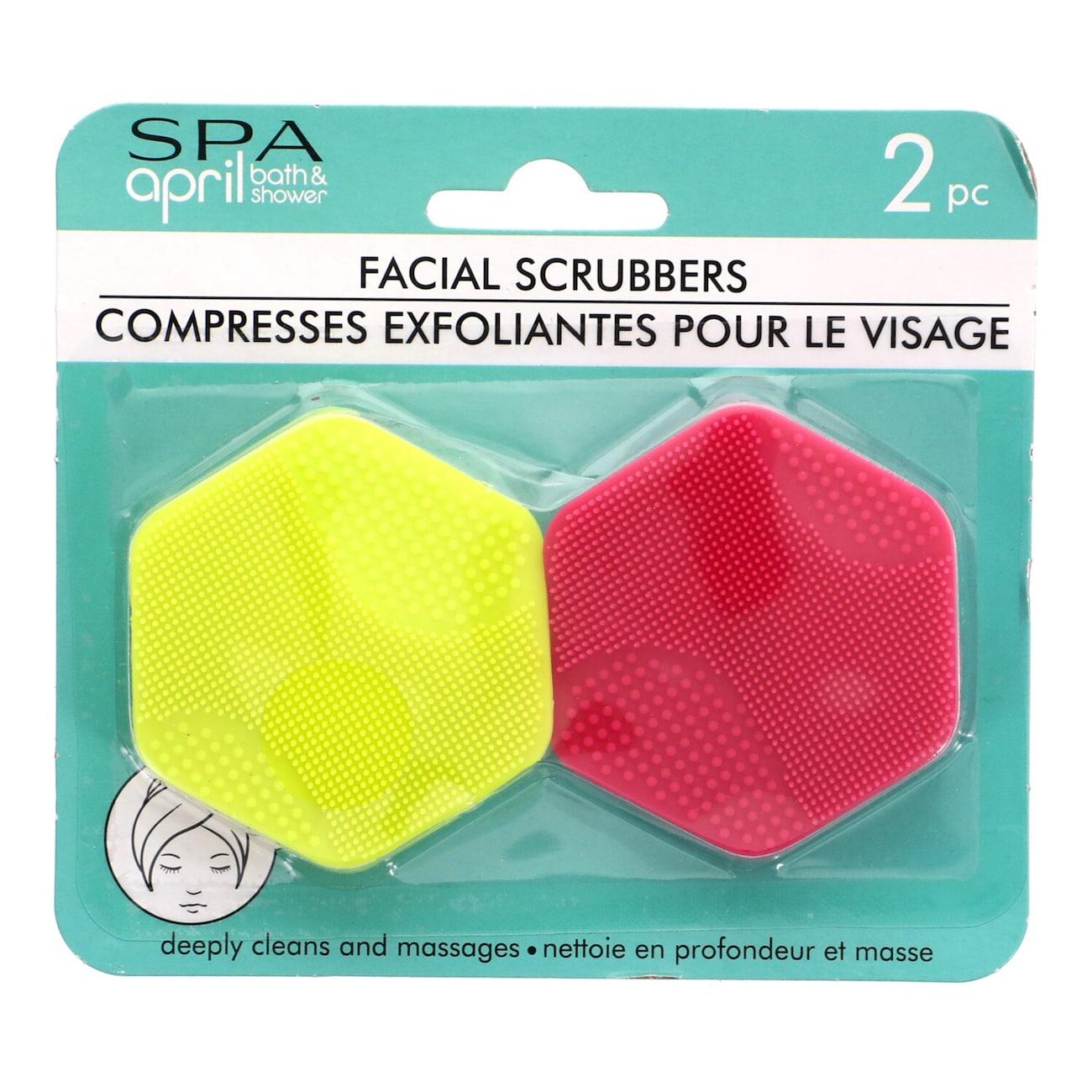 Facial Scrubbers, 2...