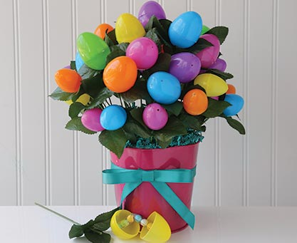 Easter Candy and Decorations