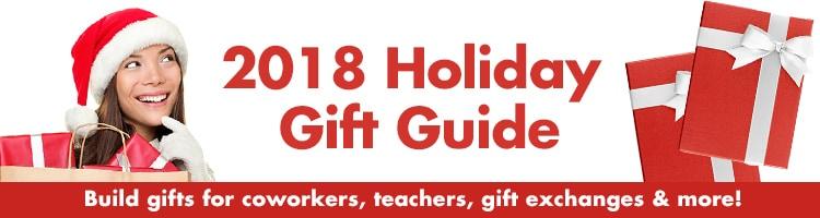Guía de regalos navideños 2018
