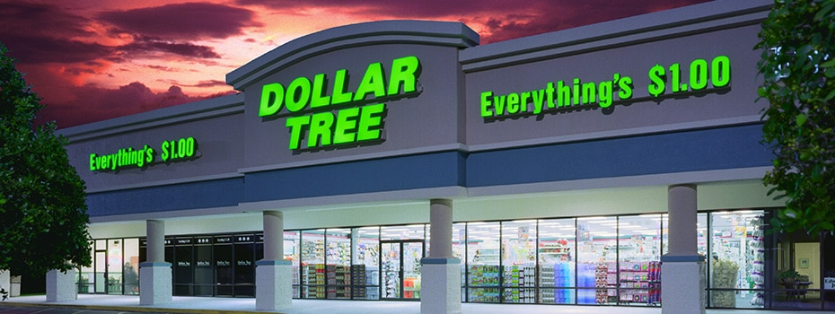 Everything's Not $1 at Dollar Tree Anymore, In New Pricing
