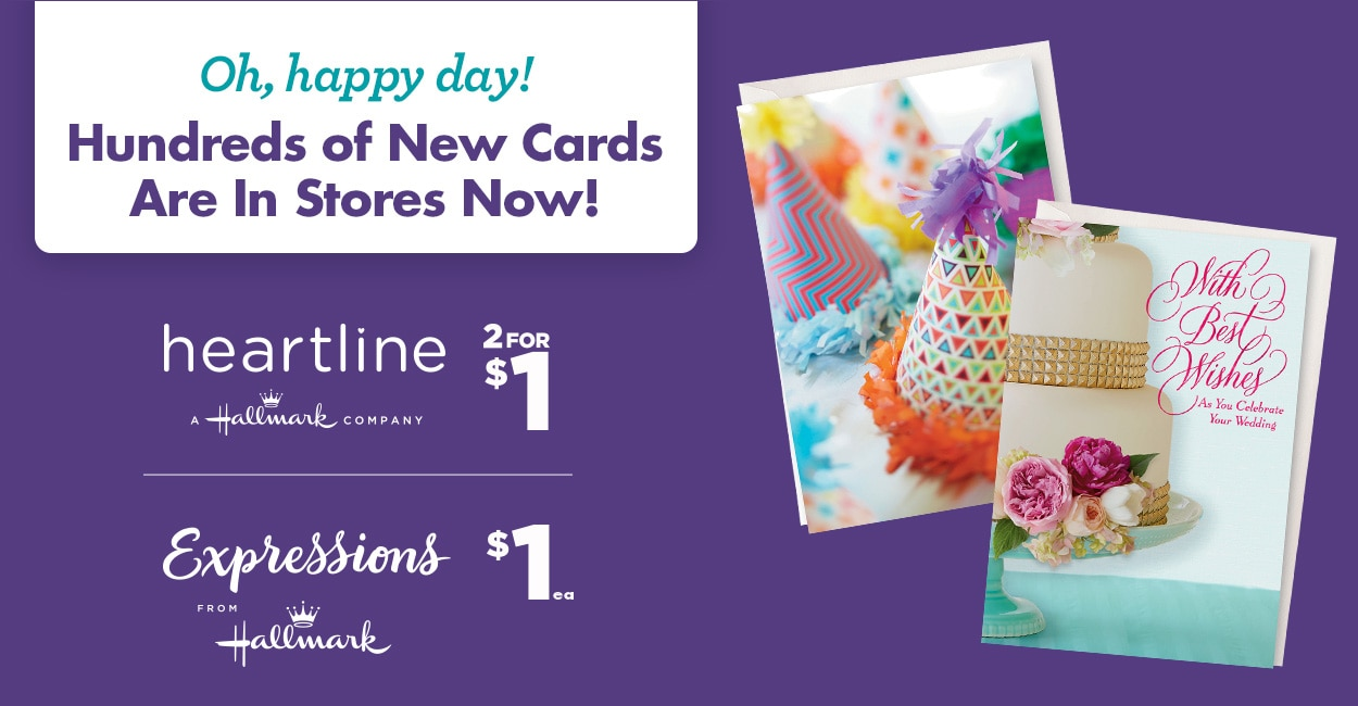 dollartree com expressions from hallmark
