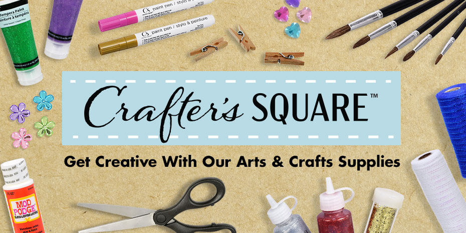 Arts Crafts Supplies Dollartree