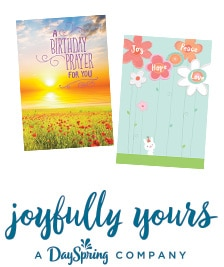 Joyfully Yours - a DaySpring company