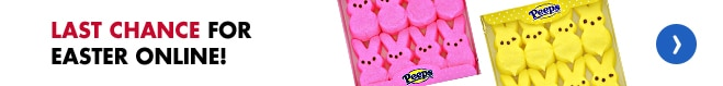 Última oportunidad para comprar suministros para Pascua a $1 en línea ahora