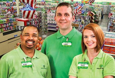 Learn More About Working At Dollar Tree Store Careers