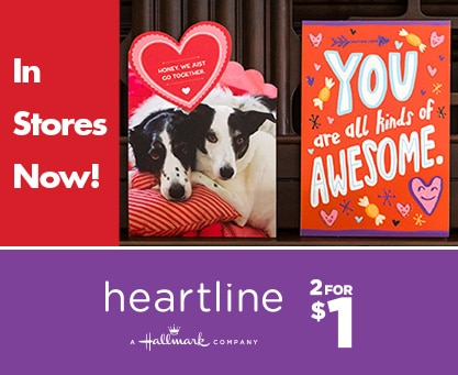 Shop Valentines Day Greeting Cards In Stores Now