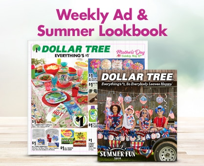View Our New Weekly Ad Summer Lookbook