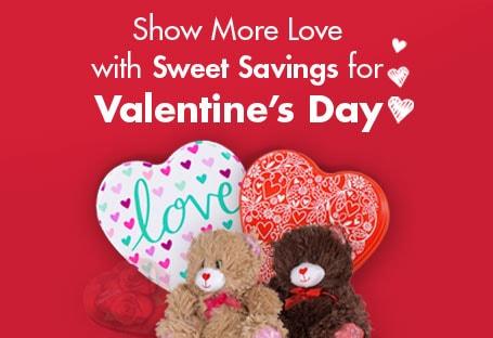 "Valentine/'s Day 6 PK Treat Box Sets  3/"" x 3/"" x 2/"""