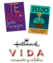 Hallmark - VIDA: comparte y celebra.