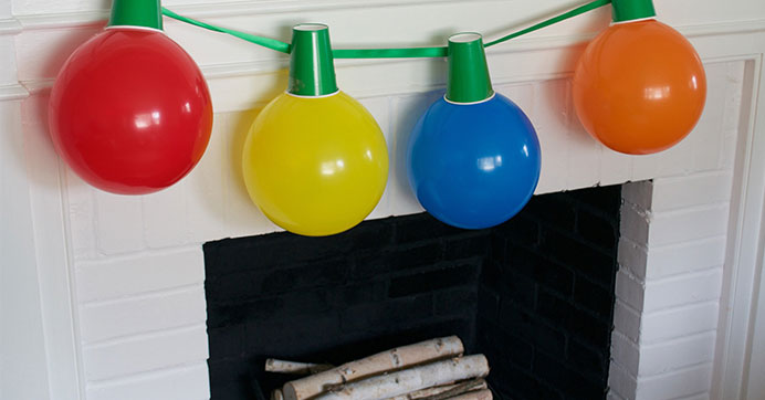 PERSONALISED Christmas Balloon Christmas Tree Balloon *DIY* BALLOON KIT 2019